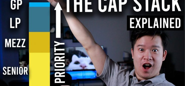 Real Estate for Noobs: What is the Cap Stack?